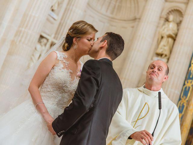 La boda de Isabel y David en Beniajan, Murcia 55