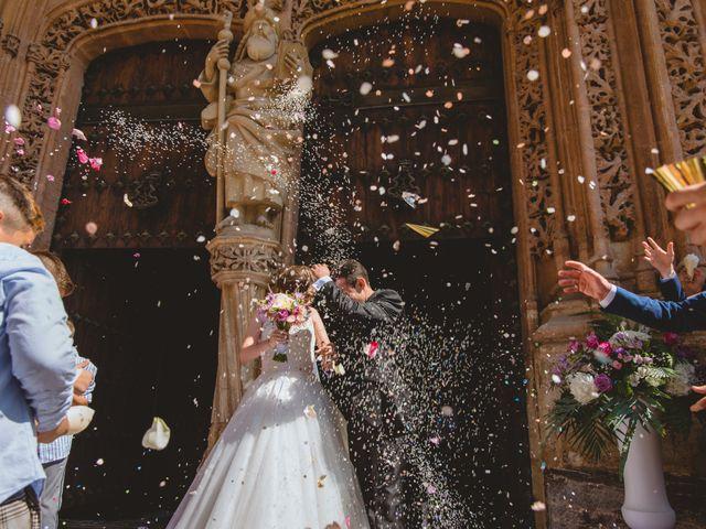 La boda de Isabel y David en Beniajan, Murcia 59