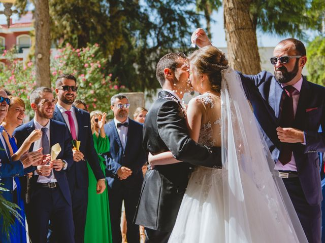 La boda de Isabel y David en Beniajan, Murcia 60