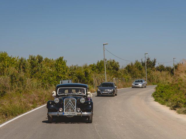 La boda de Isabel y David en Beniajan, Murcia 62