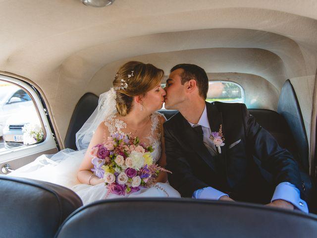 La boda de Isabel y David en Beniajan, Murcia 63