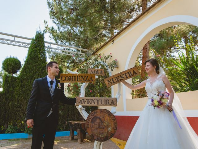 La boda de Isabel y David en Beniajan, Murcia 67