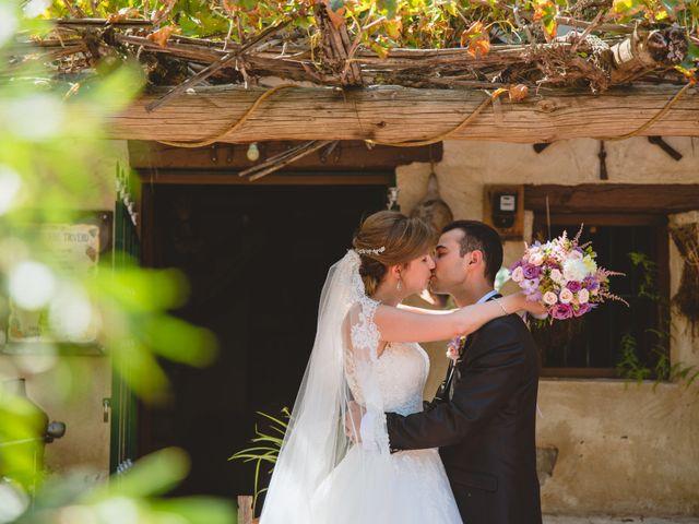 La boda de David y Isabel
