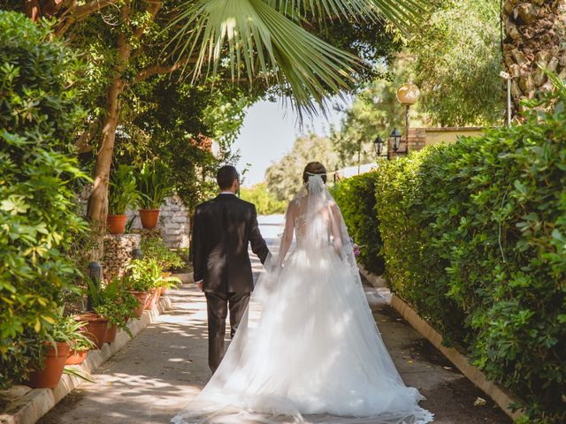 La boda de Isabel y David en Beniajan, Murcia 68