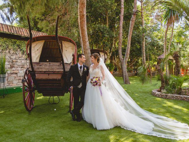 La boda de Isabel y David en Beniajan, Murcia 70