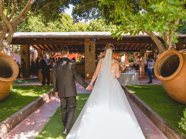 La boda de Isabel y David en Beniajan, Murcia 71
