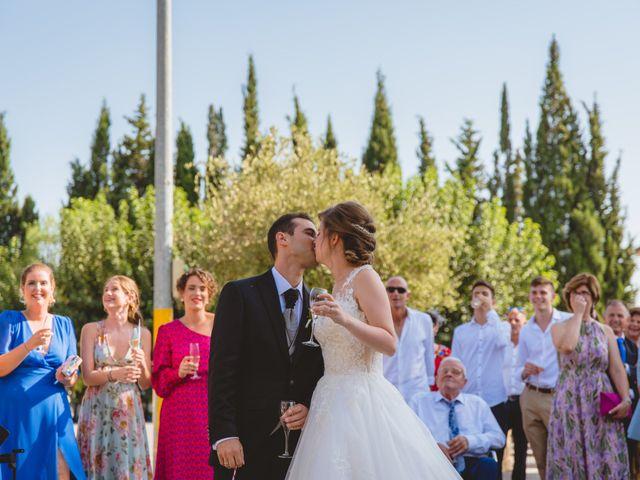 La boda de Isabel y David en Beniajan, Murcia 81