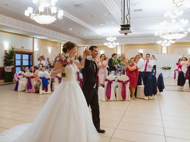 La boda de Isabel y David en Beniajan, Murcia 83