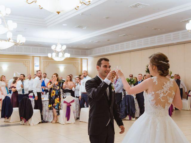 La boda de Isabel y David en Beniajan, Murcia 84