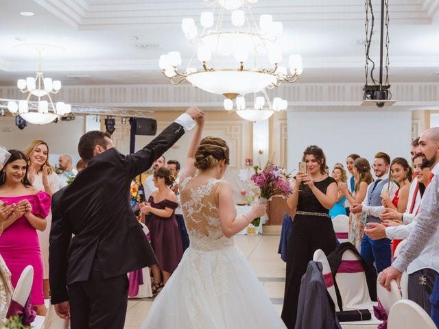 La boda de Isabel y David en Beniajan, Murcia 85