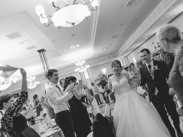 La boda de Isabel y David en Beniajan, Murcia 86