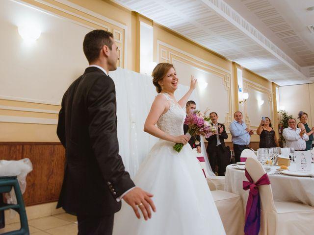 La boda de Isabel y David en Beniajan, Murcia 87