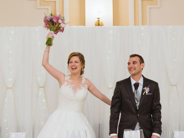 La boda de Isabel y David en Beniajan, Murcia 89