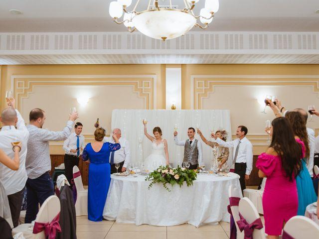 La boda de Isabel y David en Beniajan, Murcia 91