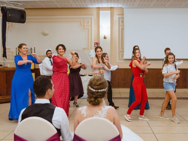 La boda de Isabel y David en Beniajan, Murcia 92