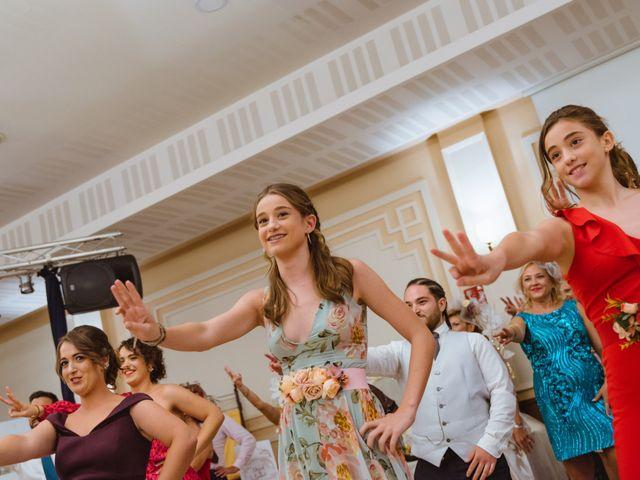 La boda de Isabel y David en Beniajan, Murcia 93