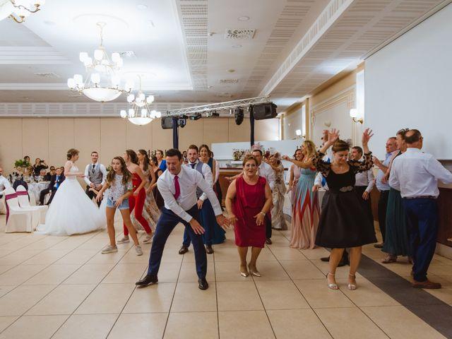 La boda de Isabel y David en Beniajan, Murcia 94
