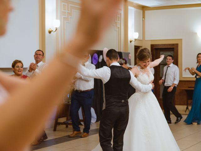 La boda de Isabel y David en Beniajan, Murcia 95