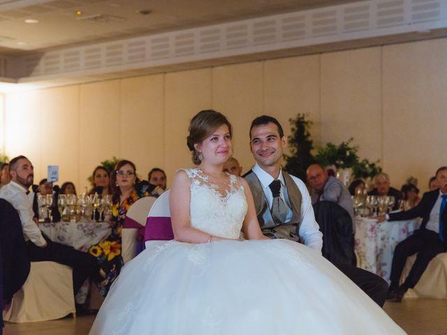 La boda de Isabel y David en Beniajan, Murcia 99