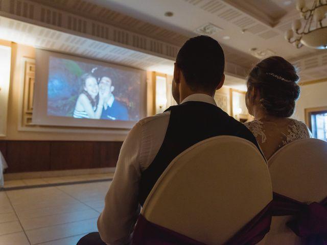 La boda de Isabel y David en Beniajan, Murcia 100