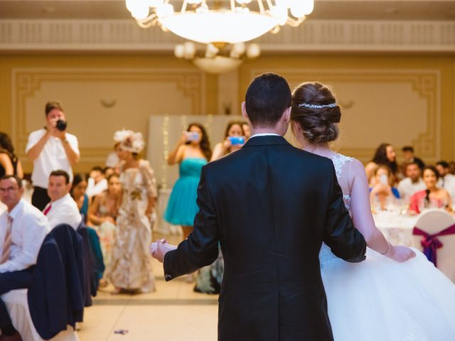 La boda de Isabel y David en Beniajan, Murcia 101
