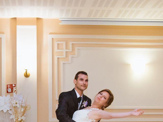 La boda de Isabel y David en Beniajan, Murcia 102