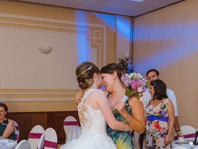 La boda de Isabel y David en Beniajan, Murcia 106