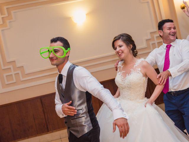 La boda de Isabel y David en Beniajan, Murcia 110