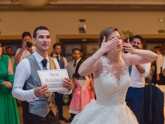 La boda de Isabel y David en Beniajan, Murcia 114