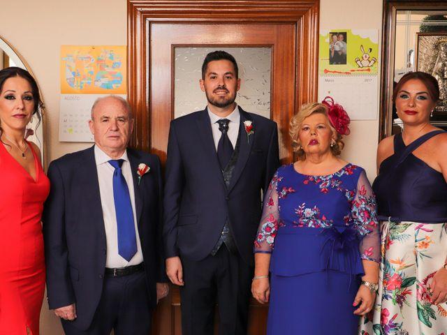 La boda de Fº José y Mª Ángeles en Dilar, Granada 9