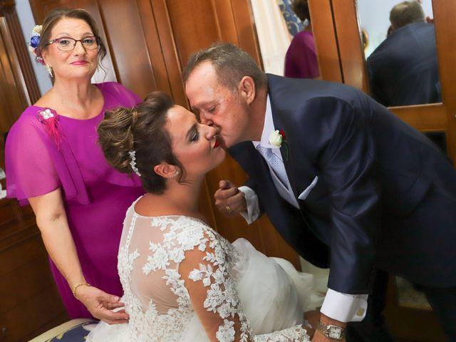 La boda de Fº José y Mª Ángeles en Dilar, Granada 19