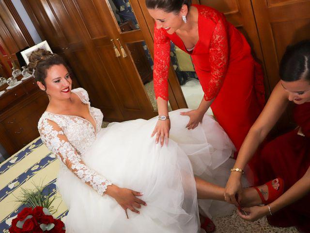La boda de Fº José y Mª Ángeles en Dilar, Granada 20