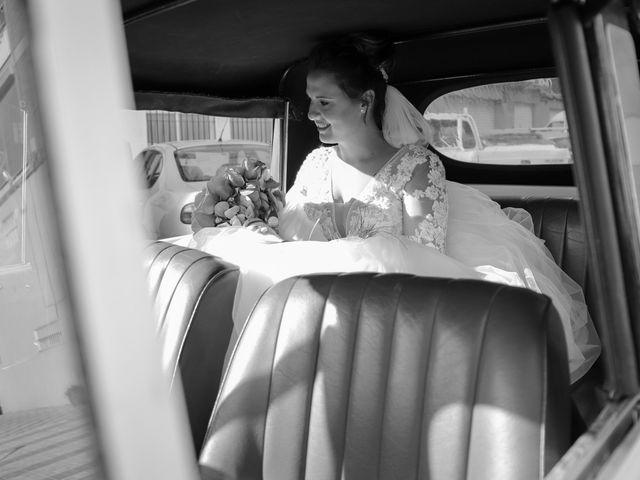La boda de Fº José y Mª Ángeles en Dilar, Granada 23