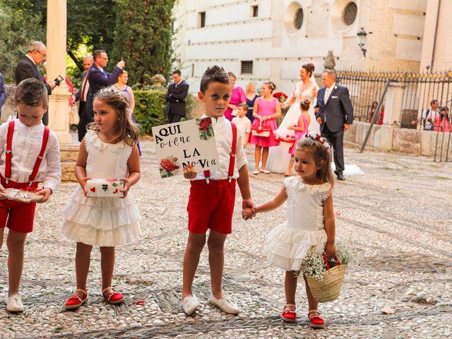 La boda de Fº José y Mª Ángeles en Dilar, Granada 24