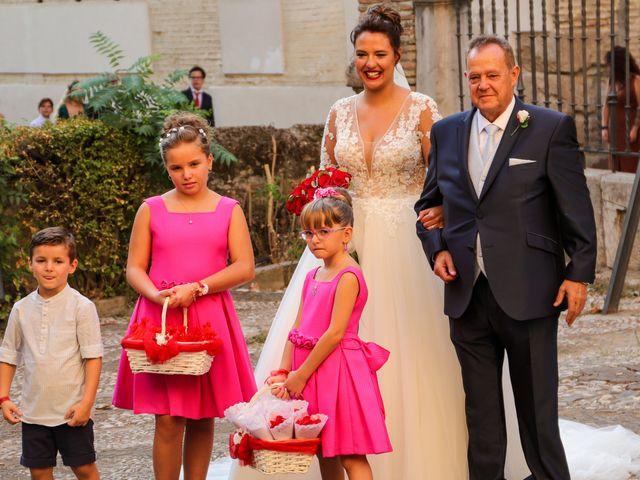 La boda de Fº José y Mª Ángeles en Dilar, Granada 25