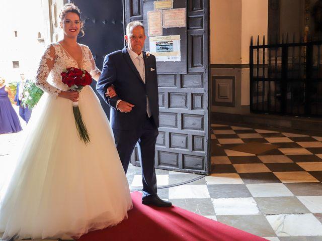 La boda de Fº José y Mª Ángeles en Dilar, Granada 27