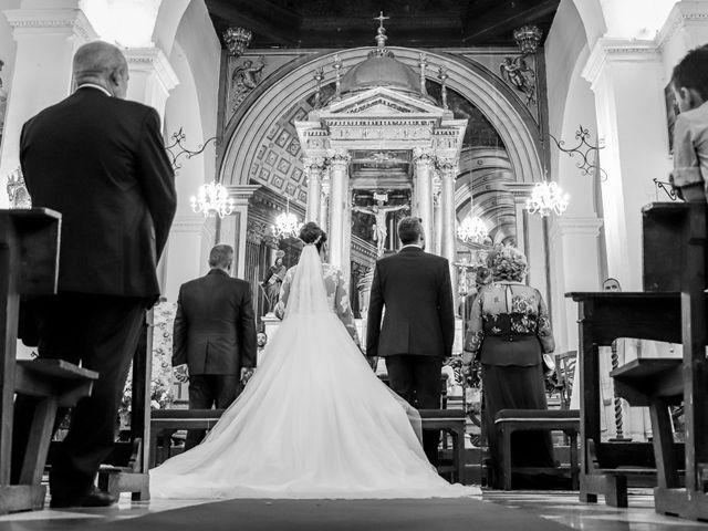 La boda de Fº José y Mª Ángeles en Dilar, Granada 28