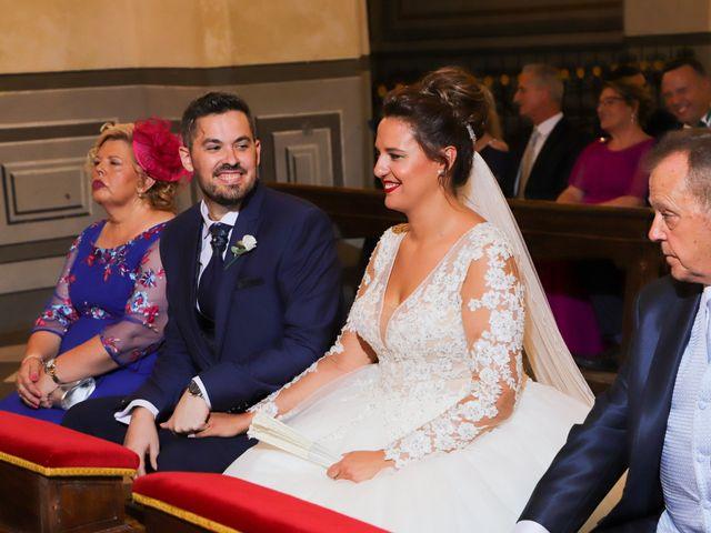 La boda de Fº José y Mª Ángeles en Dilar, Granada 32