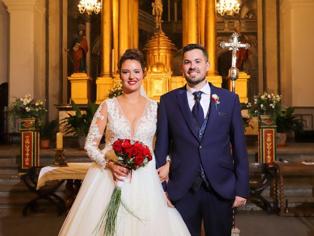 La boda de Fº José y Mª Ángeles en Dilar, Granada 35
