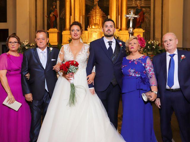 La boda de Fº José y Mª Ángeles en Dilar, Granada 36