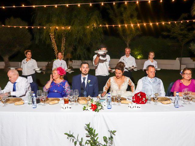 La boda de Fº José y Mª Ángeles en Dilar, Granada 52