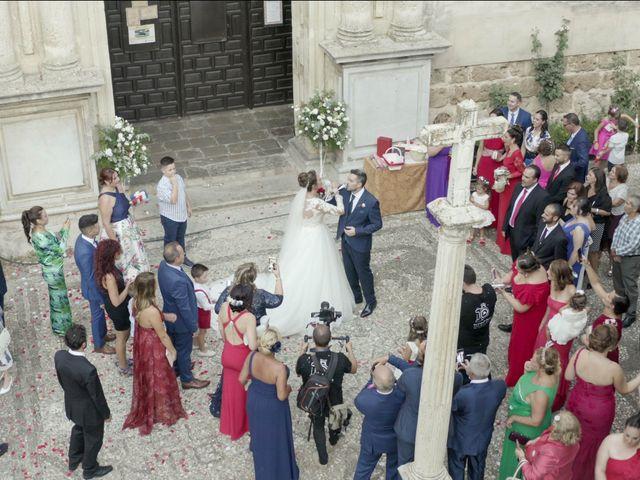 La boda de Fº José y Mª Ángeles en Dilar, Granada 65
