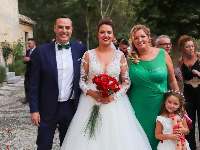 La boda de Fº José y Mª Ángeles en Dilar, Granada 70