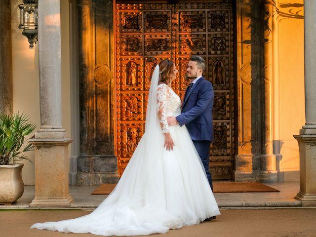 La boda de Fº José y Mª Ángeles en Dilar, Granada 74