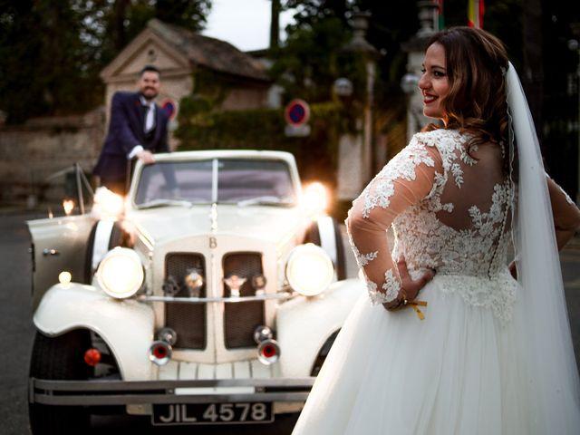 La boda de Fº José y Mª Ángeles en Dilar, Granada 75