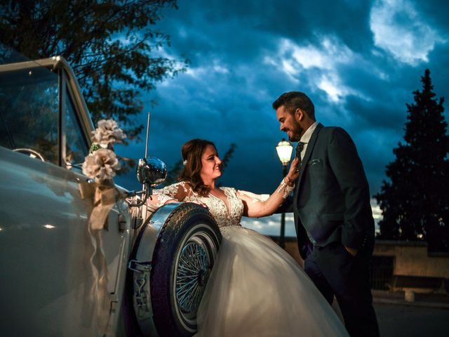 La boda de Mª Ángeles y Fº José