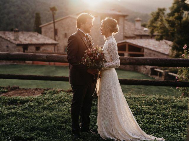 La boda de Carla y Raul