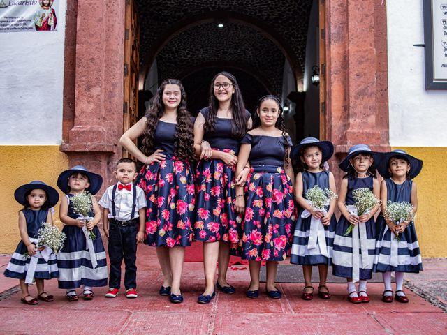 La boda de Carlos y Jazmin en Guadalajara, Guadalajara 6