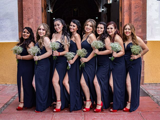 La boda de Carlos y Jazmin en Guadalajara, Guadalajara 7