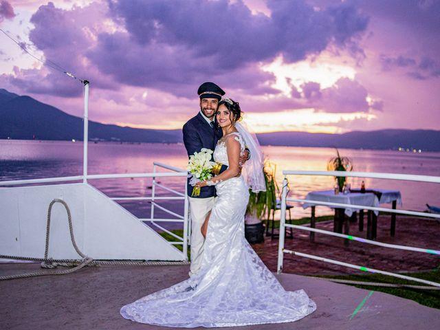 La boda de Carlos y Jazmin en Guadalajara, Guadalajara 9